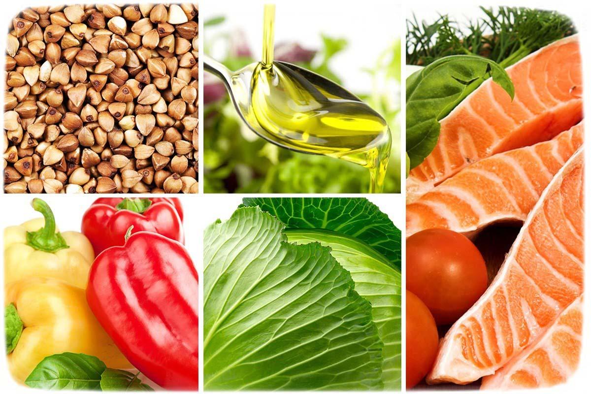 сбалансированное питание для красоты и здоровья женщины