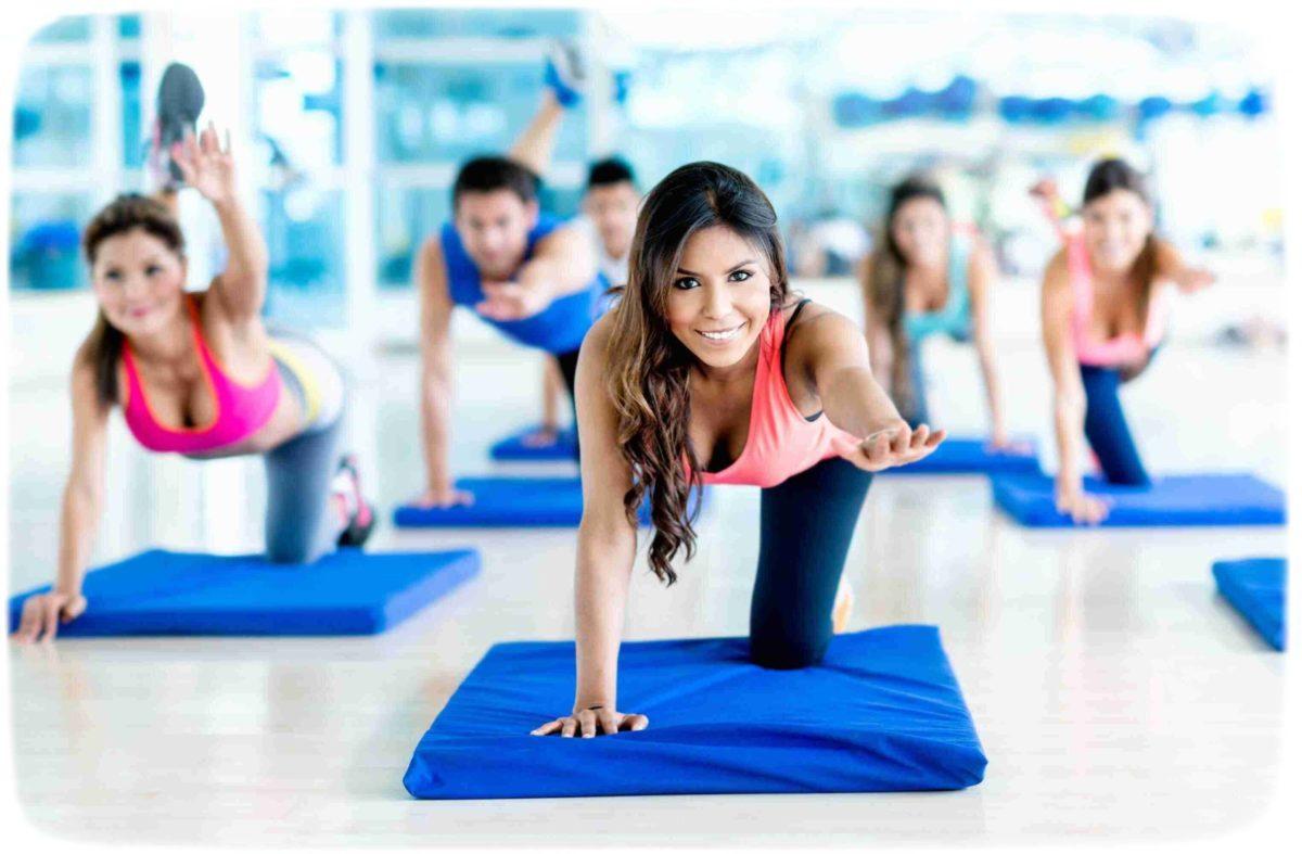 Спорт для здоровья женщины