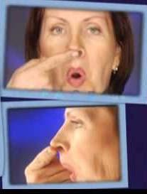 сужение носа