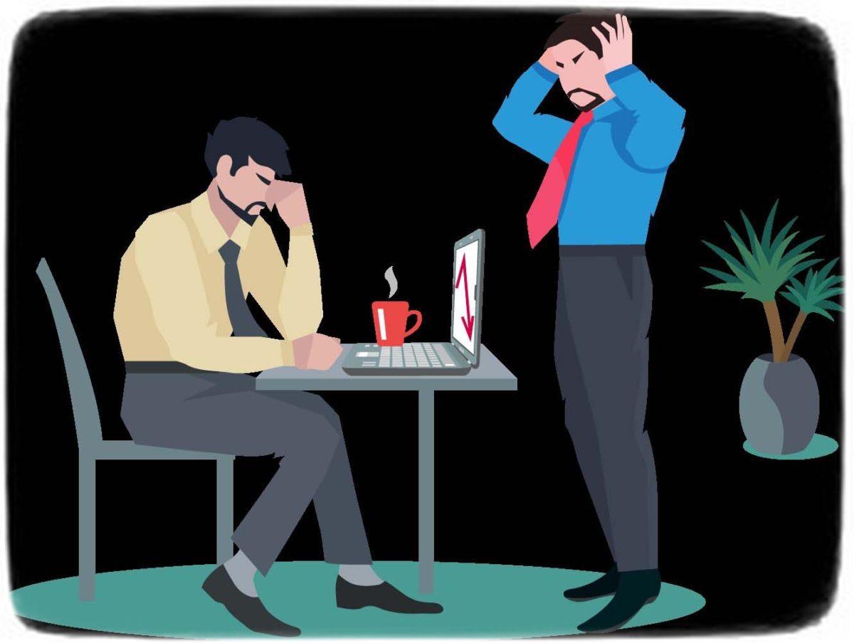 конфликт в организации