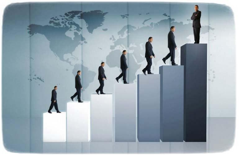 этапы профессиональной самореализации