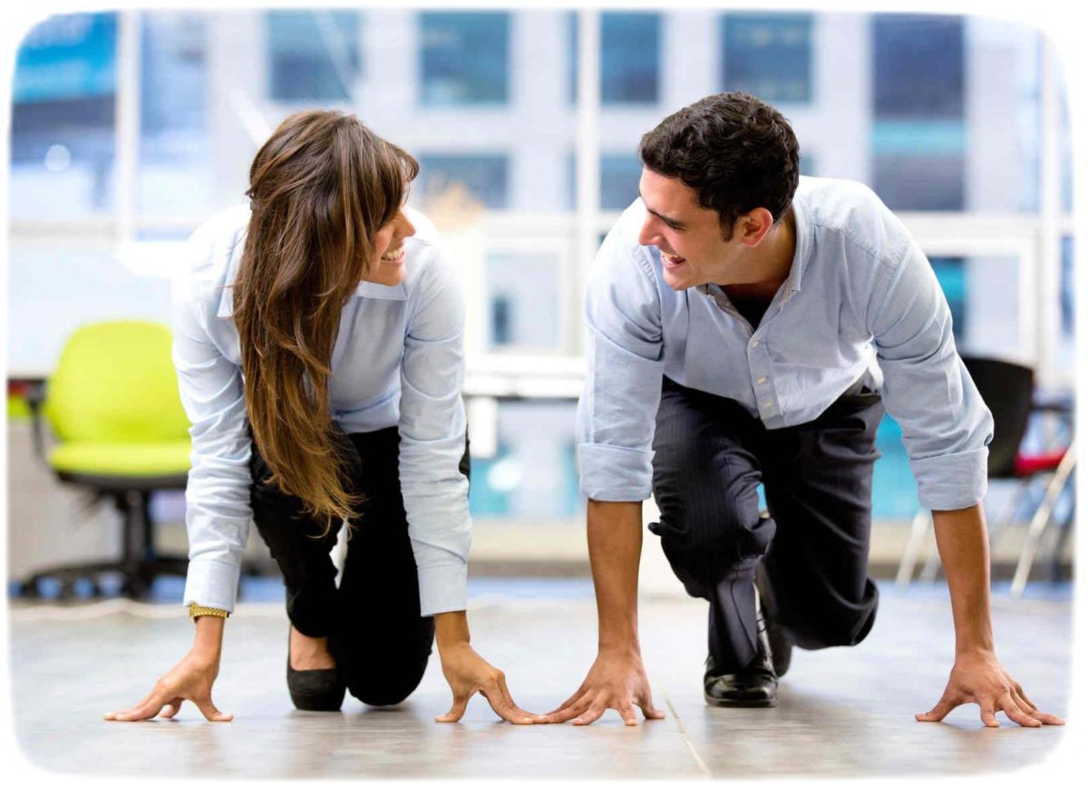 профессиональная самореализация мужчин и женщин