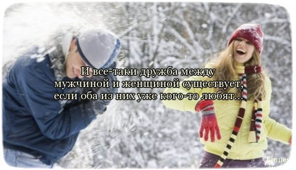 дружба возможна